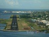 Letiště na Tahiti