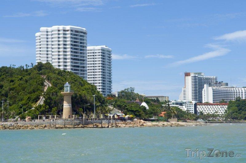 Fotka, Foto Maják na pláži (Pattaya, Thajsko)