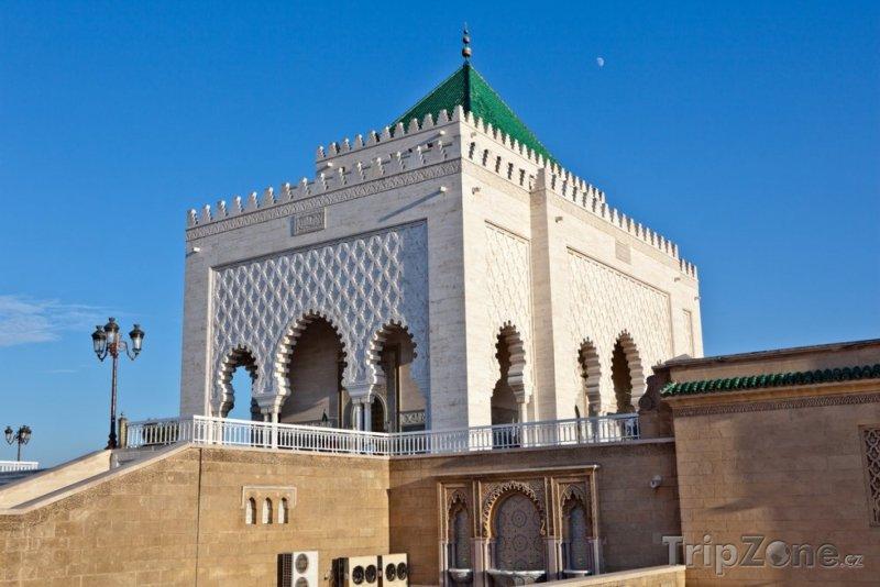 Fotka, Foto Mauzoleum Mohammeda V. (Rabat, Maroko)