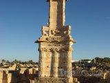 Mauzoleum ve městě Sabratha