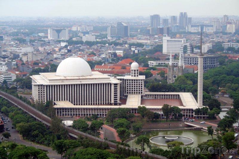 Fotka, Foto Mešita Istiqlal (Jakarta, Indonésie)