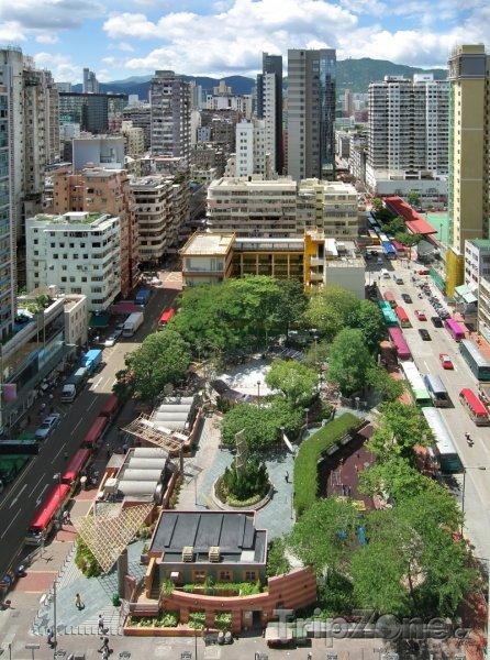 Fotka, Foto Městská část Mong Kok (Hongkong)