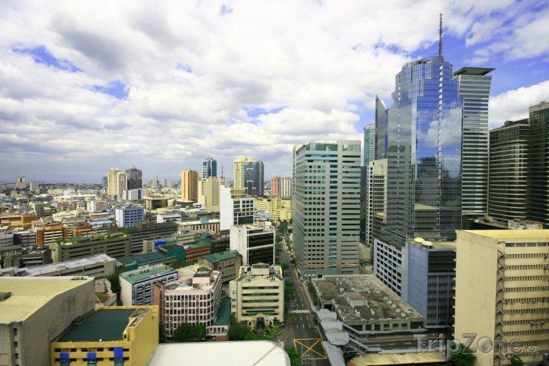 Fotka, Foto Metropole Manila (Filipíny)