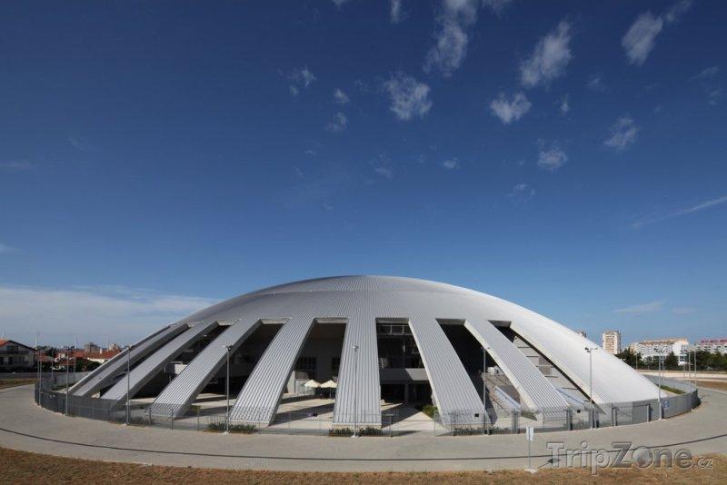 Fotka, Foto Moderní sportovní hala (Zadar, Chorvatsko)