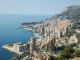Monako, pohled na přístav