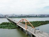 Most přes řeku Hangang