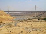 Most v poušti