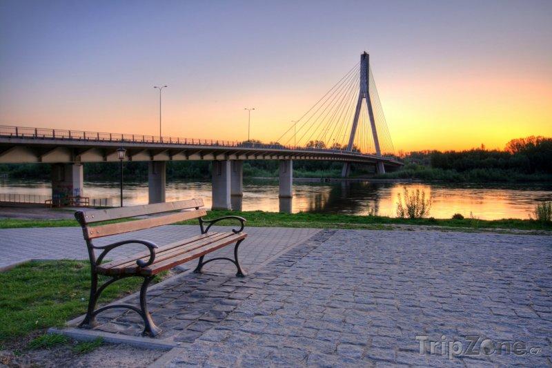 Fotka, Foto Most Świętokrzyski (Varšava, Polsko)