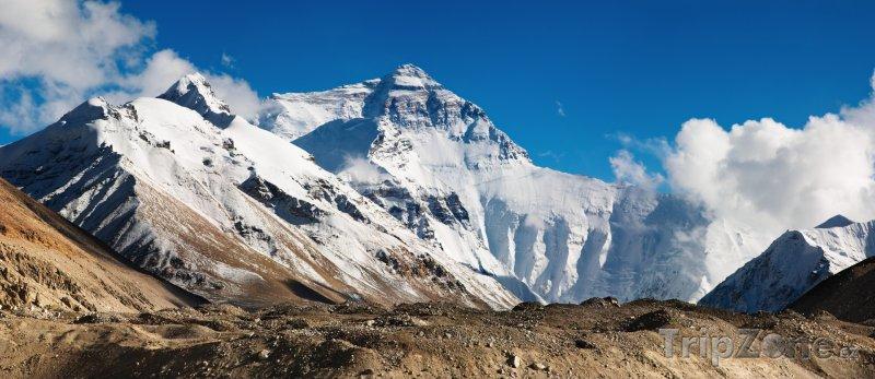 Fotka, Foto Mount Everest (Nepál)