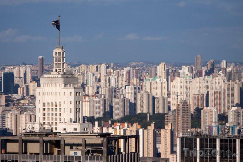 Fotka, Foto Mrakodrapy (Sao Paulo, Brazílie)