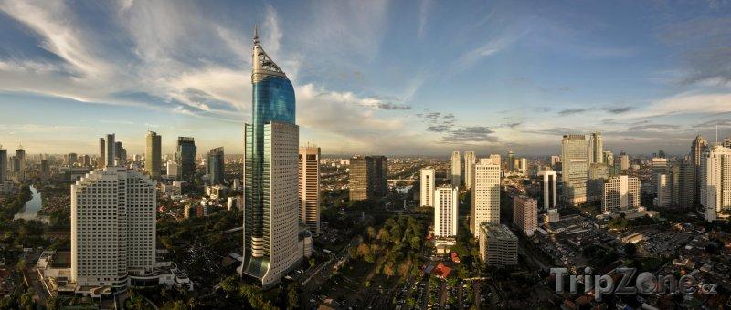 Fotka, Foto Mrakodrapy (Jakarta, Indonésie)