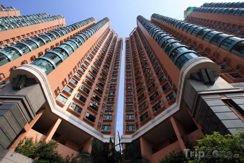 Fotka, Foto Mrakodrapy (Hongkong)