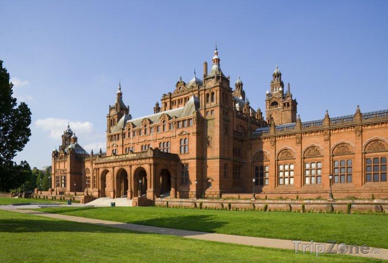 Fotka, Foto Muzeum Kelvingrove (Glasgow, Velká Británie)