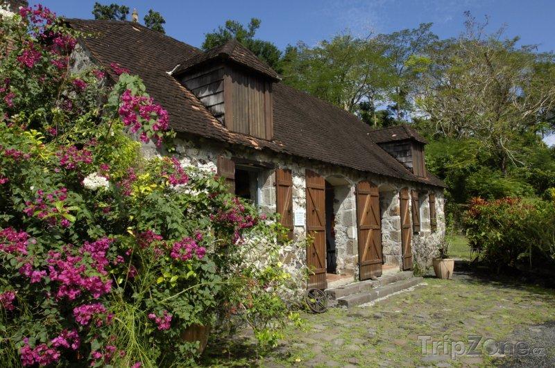 Fotka, Foto Muzeum v obci Les Trois-Îlets (Martinik)