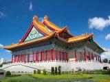 Národní divadlo ve městě Taipei