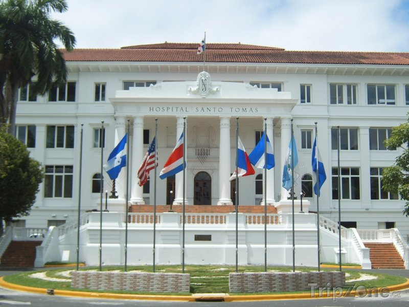 Fotka, Foto Nemocnice Svatého Tomáše v Panama City (Panama)