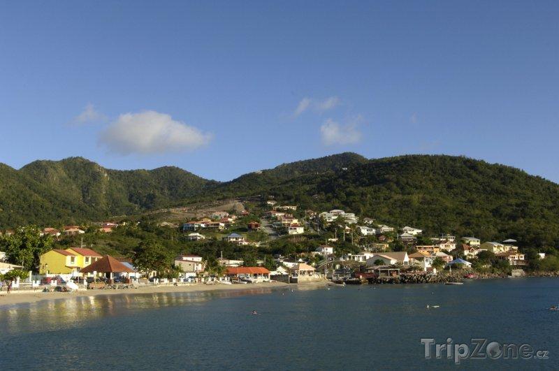 Fotka, Foto Obec Les Anses-d'Arlet (Martinik)