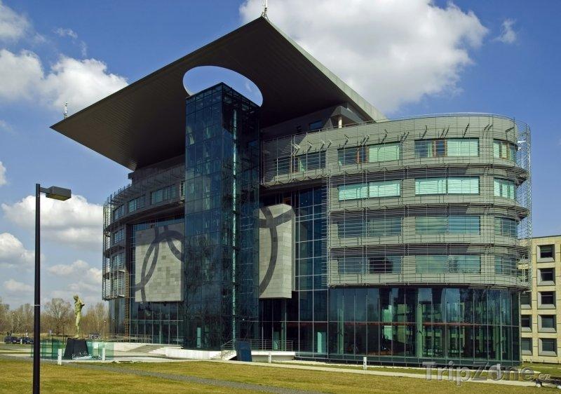 Fotka, Foto Olympijské centrum (Varšava, Polsko)