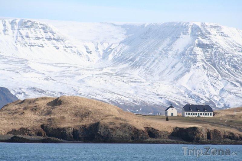 Fotka, Foto Ostrov Videy (Reykjavík, Island)