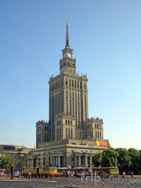 Fotka, Foto Palác kultury (Varšava, Polsko)
