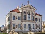 Palác Ostrogski, muzeum F. Chopina