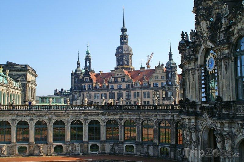 Fotka, Foto Paláce ve Zwingeru (Drážďany, Německo)