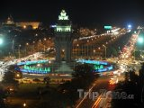 Památník nezávislosti v Phnompenh