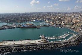 Panoráma města Catania