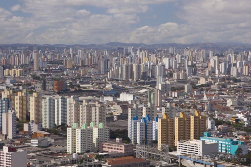 Fotka, Foto Panoráma (Sao Paulo, Brazílie)