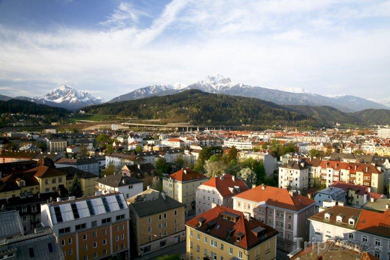 Fotka, Foto Panoráma (Innsbruck, Rakousko)