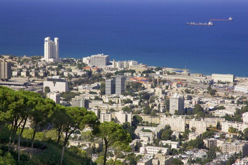 Fotka, Foto Panoráma (Haifa, Izrael)