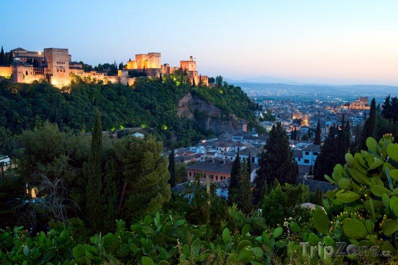 Fotka, Foto Panoráma (Granada, Španělsko)
