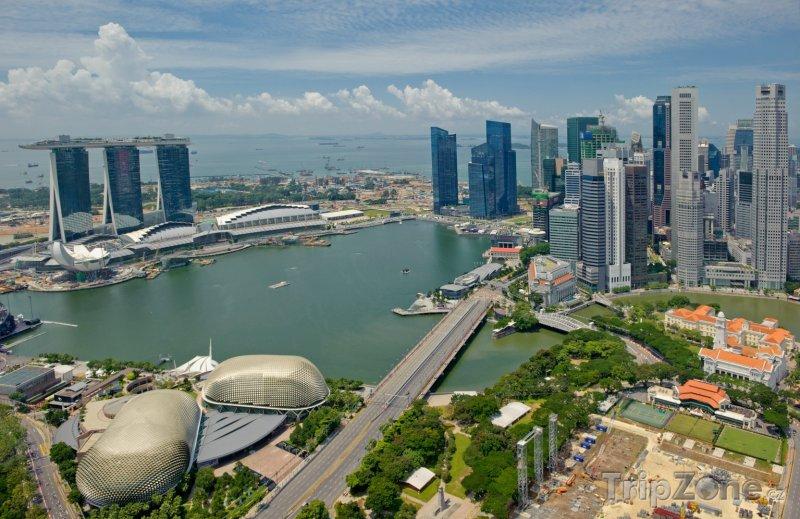 Fotka, Foto Panoráma (Singapur)