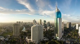 Panoramatický pohled na město