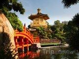 Pavilon Dokonalosti v zahradách Nan Lian