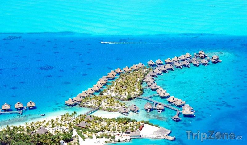 Fotka, Foto Pearl Beach Resort na Bora Bora (Francouzská Polynésie)