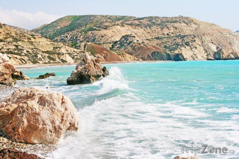 Fotka, Foto Petra Tou Romiou (Pafos, Kypr)