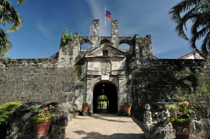 Fotka, Foto Pevnost Fuerza de San Pedro (Filipíny)