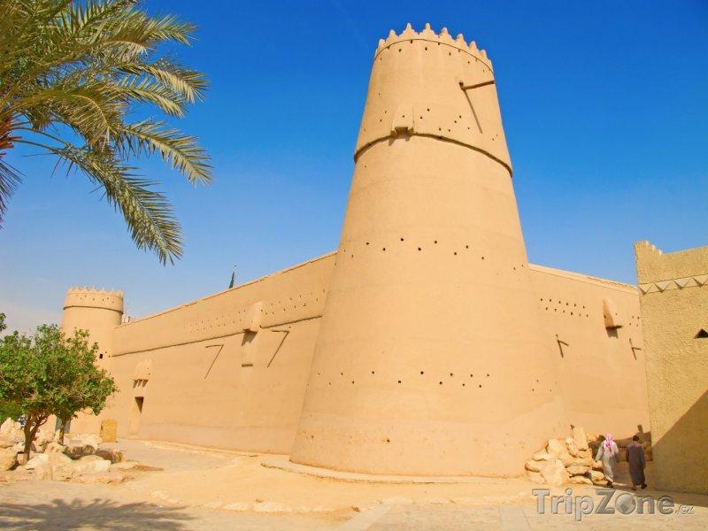 Fotka, Foto Pevnost Masmak v Rijádu (Saúdská Arábie)