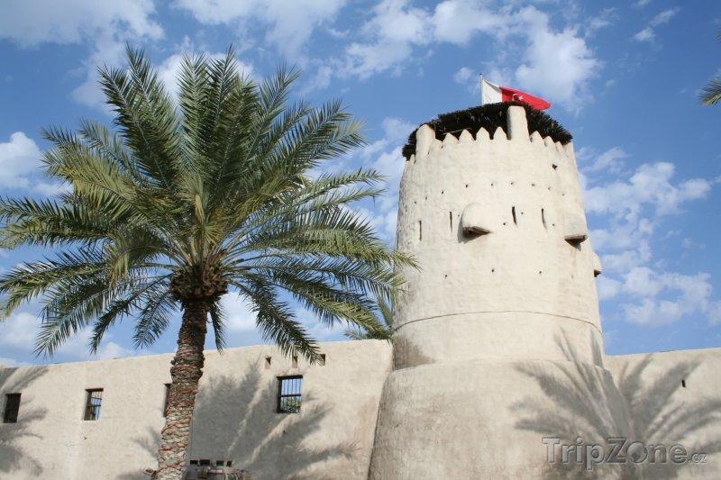 Fotka, Foto Pevnost v Umm al-Quwain (Spojené arabské emiráty)