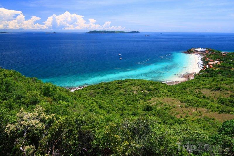Fotka, Foto Pláž na ostrově Ko Lan (Pattaya, Thajsko)