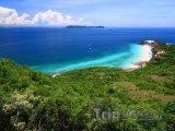 Pláž na ostrově Ko Lan