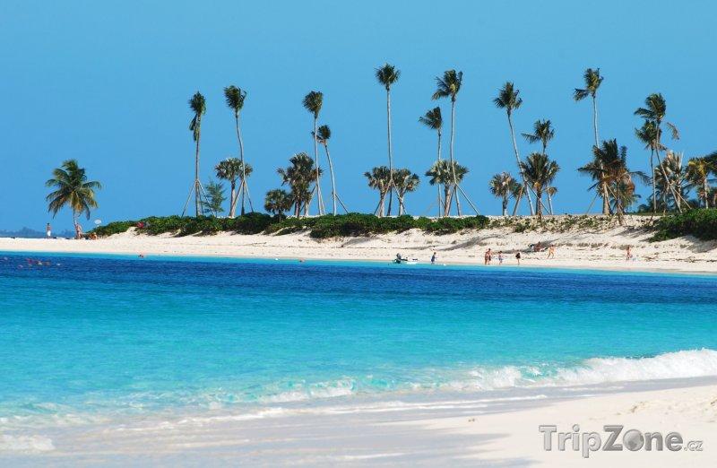 Fotka, Foto Pláž na Paradise Island (Nassau, Bahamy)