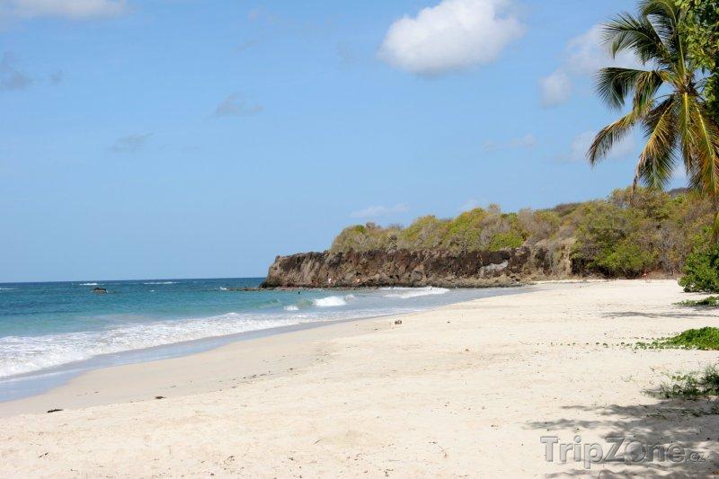 Fotka, Foto Pláž Trabaud (Martinik)