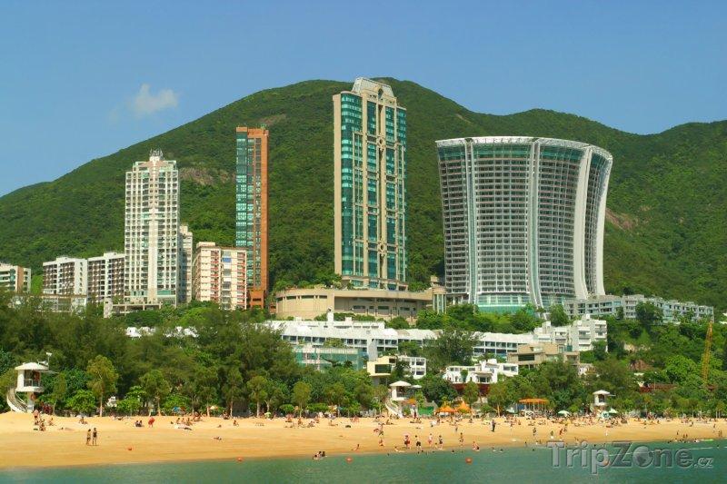 Fotka, Foto Pláž v Repulse Bay (Hongkong)