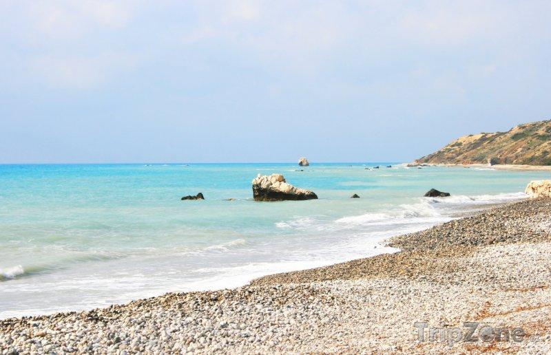 Fotka, Foto Pláž (Pafos, Kypr)