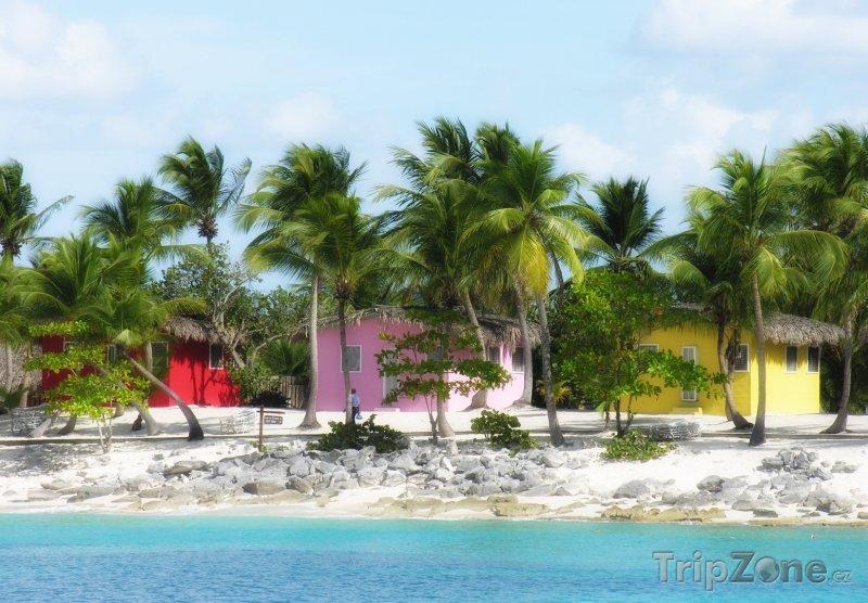 Fotka, Foto Pobřeží Santo Dominga (Dominikánská republika)