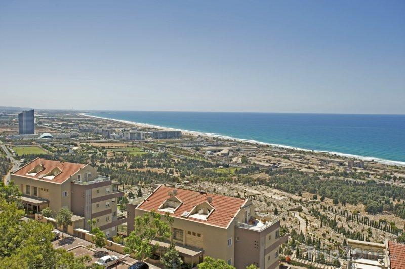 Fotka, Foto Pobřeží Středozemního moře (Haifa, Izrael)