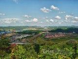 Pohled na Panama City