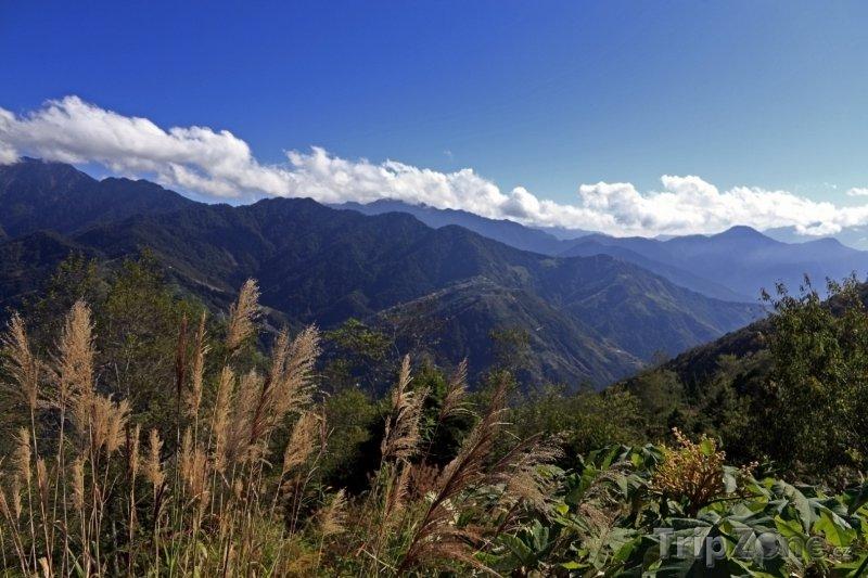 Fotka, Foto Pohoří Hehuanshan (Tchaj-wan)